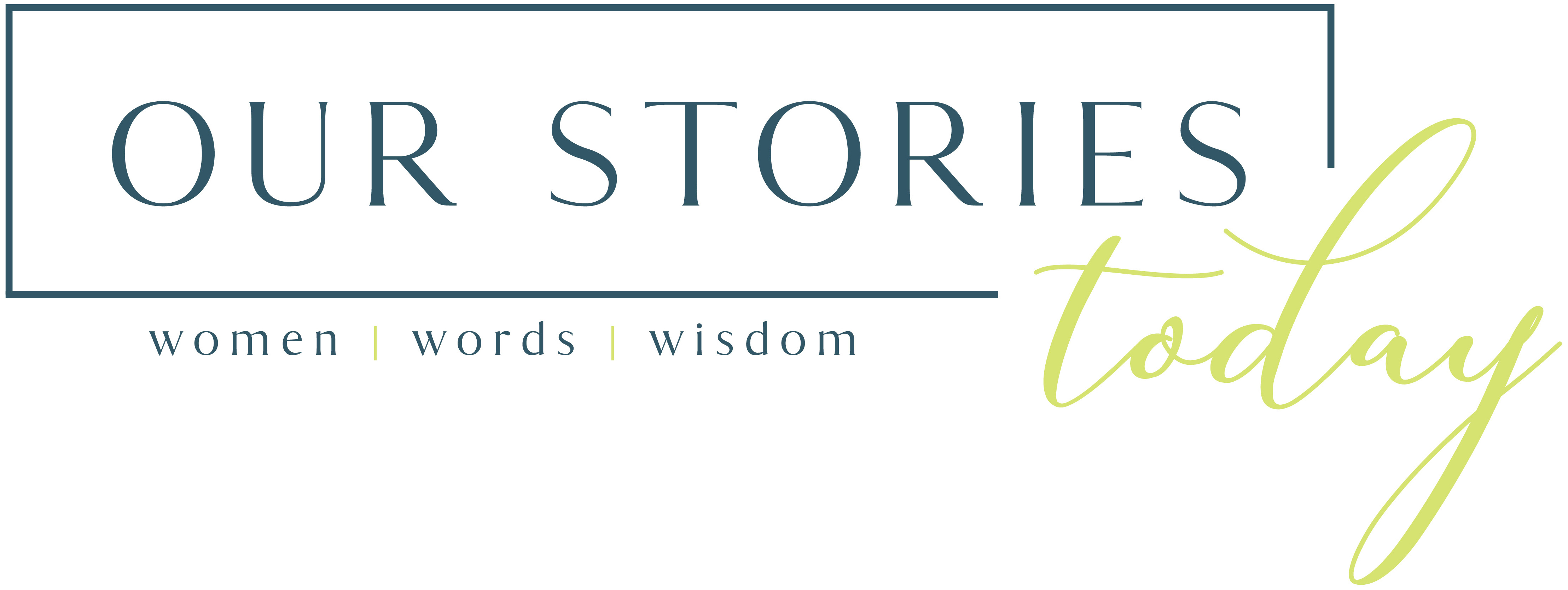 Our Stories Today logo