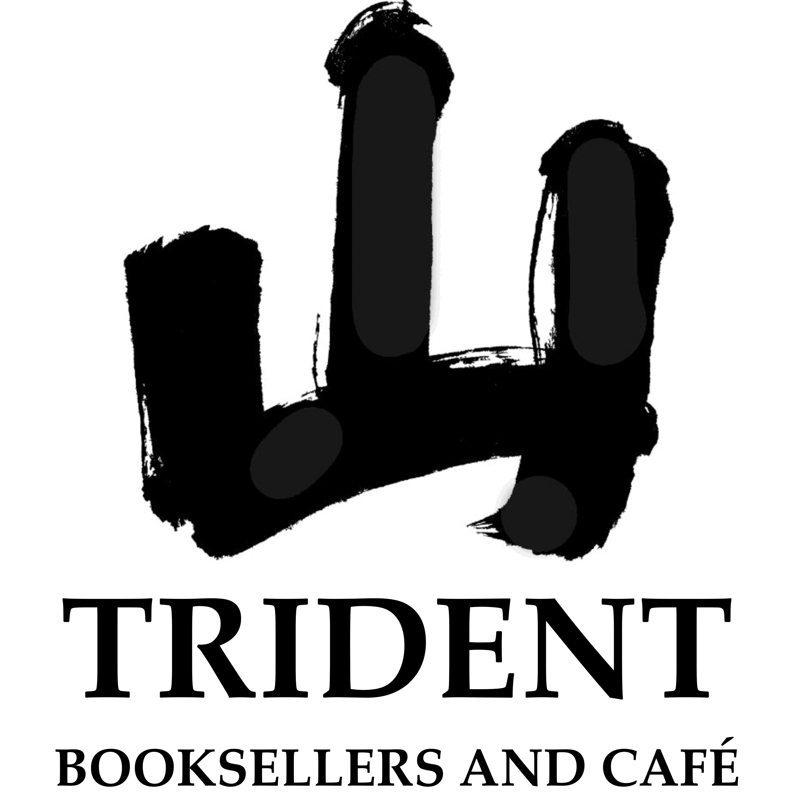 Trident Cafe and Booksellers logo