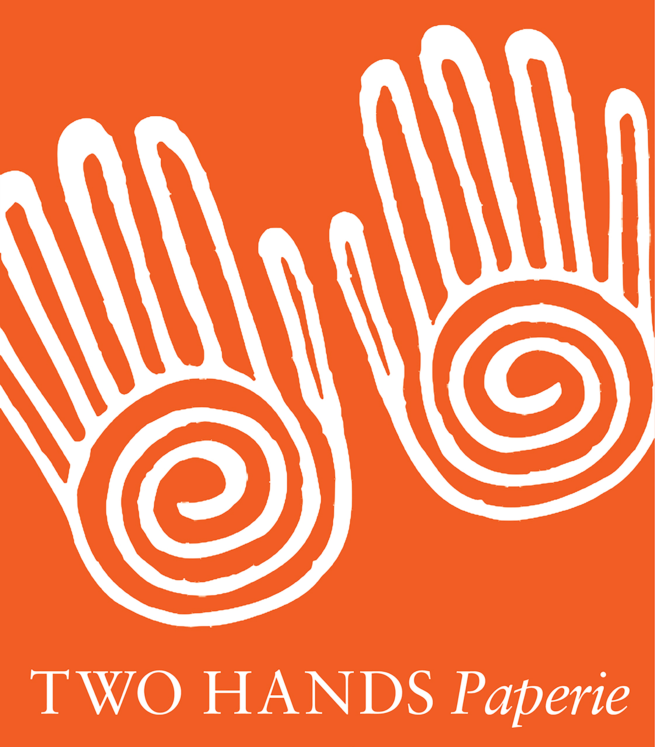 Two Hands Paperie logo